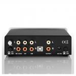 Phono Predzosilňovač Thorens MM-008 ADC (MM/MC, A/D+USB)